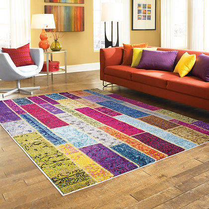 ALFOMBRA COLOR PATCHWORK