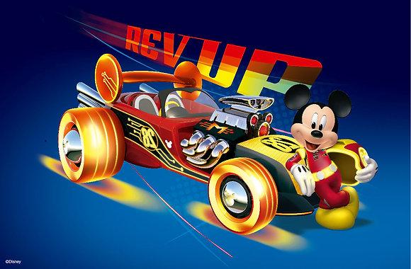 INDIVIDUAL MICKEY ROAD RACERS