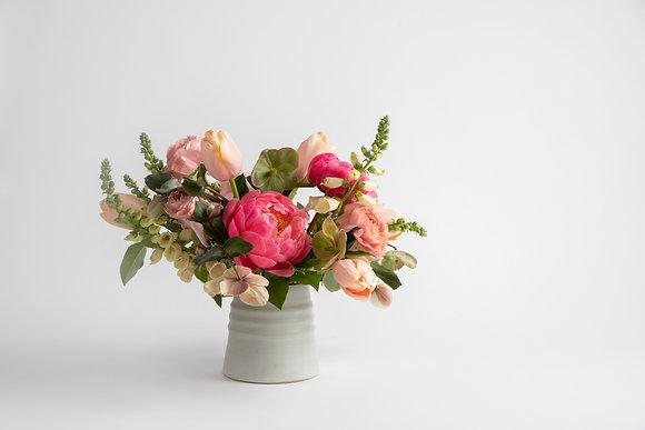 Mother's Day Arrangement | Sevi Hagen Vase LG