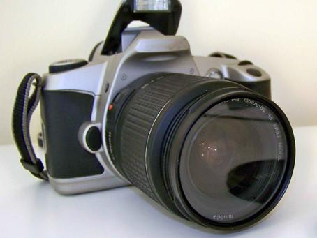 O melhor equipamento fotográfico