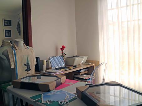 Visita on-line ao Atelier aberto