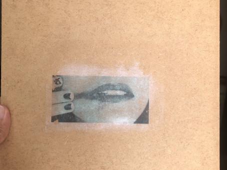 Foto transferência - Impressão e colagem de um jeito simples!