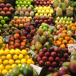 Et encore des fruits