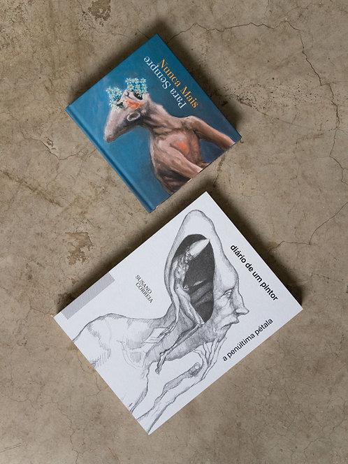Kit livros — Diário de um Pintor + Para Sempre, Nunca Mais