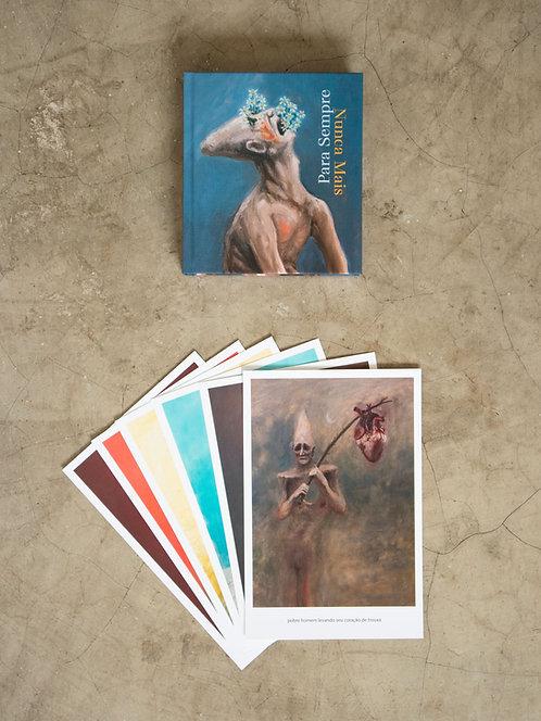 Livro — Para Sempre, Nunca Mais + 6 prints — 6ª coleção
