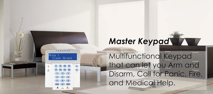 Home Alarm System, Security System
