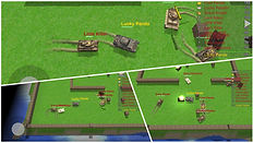 Battle Tanks - IO Game