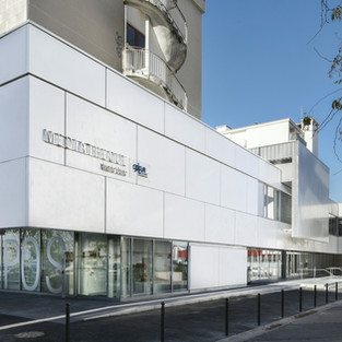 MEDIATHEQUE MARIE CURIE