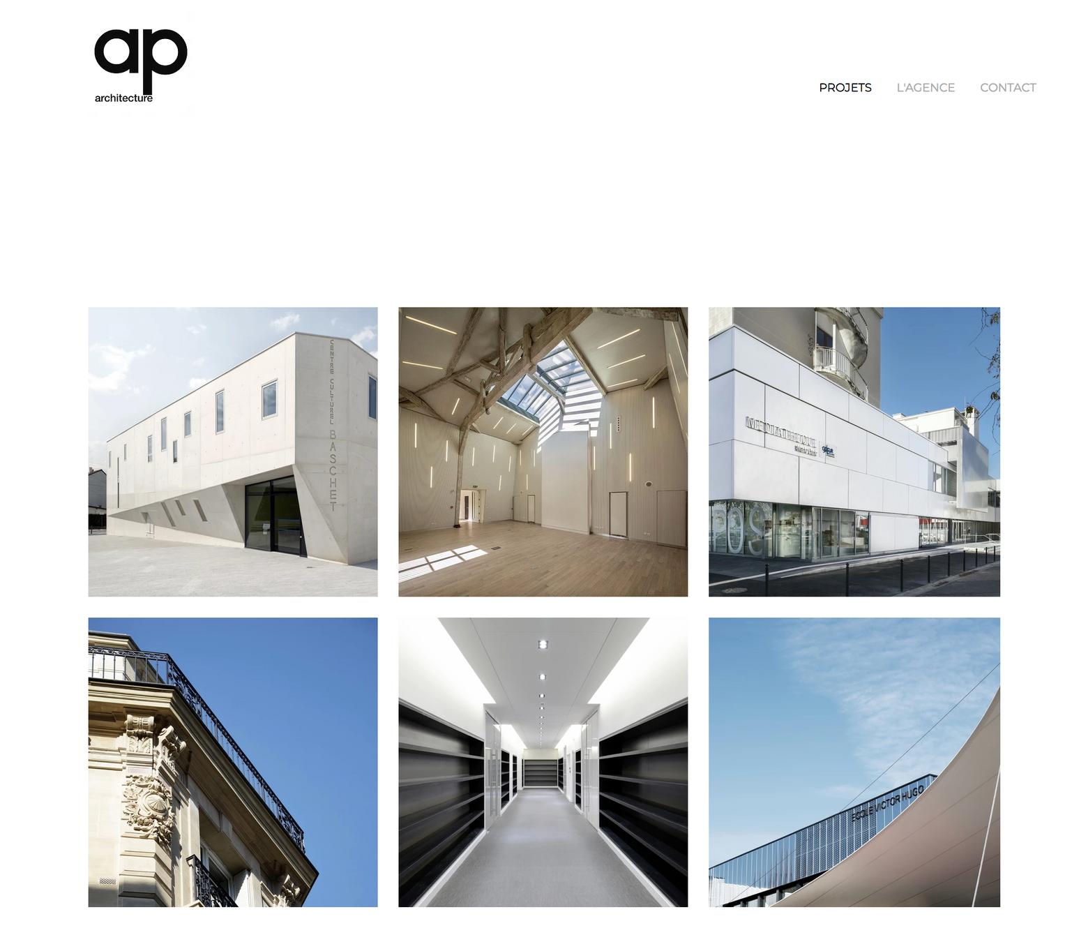 Ap architecture versailles - Chambre de commerce versailles ...