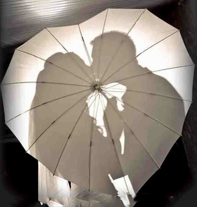 XL Heart Umbrella