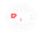 Logo Party events blanco transparente 2m