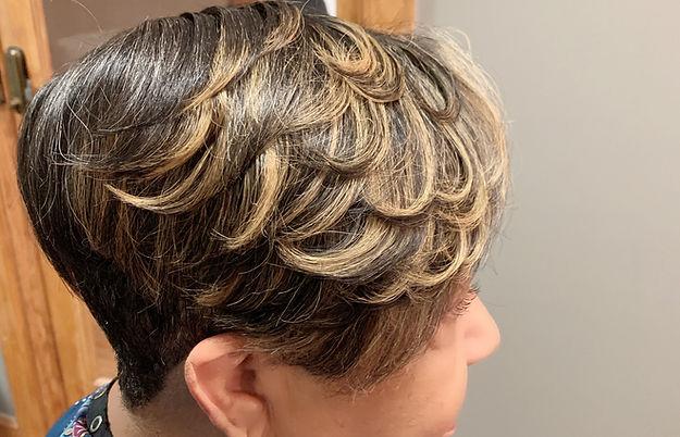 hair salon apex nc