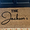 Thumbnail: Custom Freehand Doormat