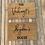 Thumbnail: Custom Script Doormat