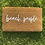 Thumbnail: beach people doormat