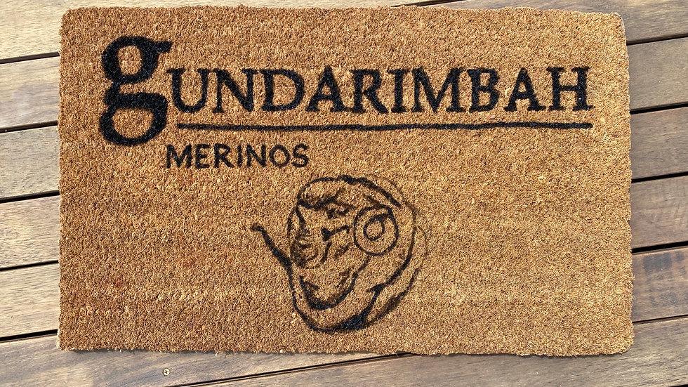 Custom Logo Doormat