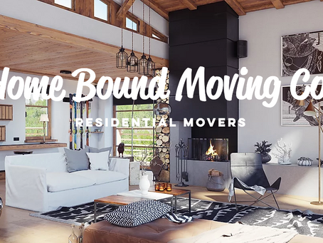 Welcome to Homebound Moving Co