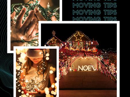 HOW TO REEL CHRISTMAS LIGHTS