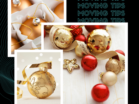 HOW TO PACK CHRISTMAS ORNAMENTS
