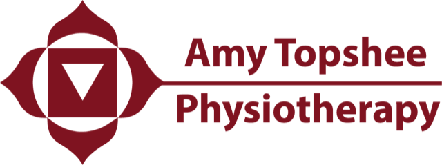 Amy Topshee Phyiotherapy Logo