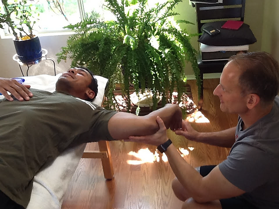 Myofascial Restriction and Myofascial Release