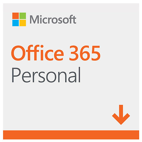 MICROSOFT OFFICE 365 PERSONAL ALL LANGUAGES - LICENÇA ELECTRÓNICA