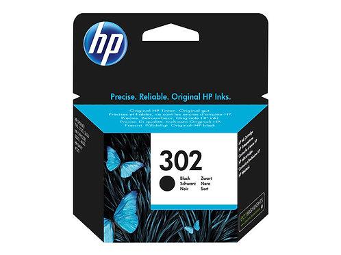 HP TINTEIRO PRETO Nº302