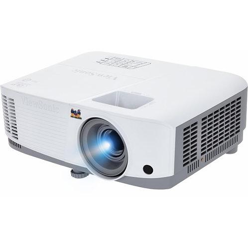 VIEWSONIC VIDEOPROJETOR WXGA 1280X800 3600 LUMENS LAN PG603W