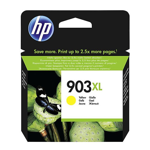 HP TINTEIRO AMARELO 903XL
