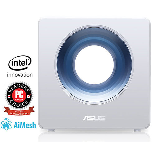 ASUS ROUTER WIRELESS AC2600 DUAL BAND (BLUECAVE)