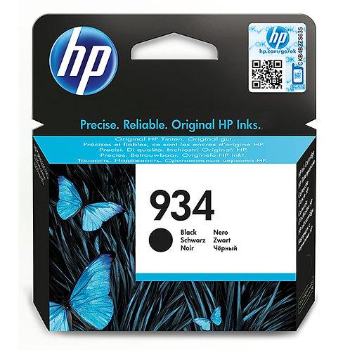 HP TINTEIRO 934 PRETO