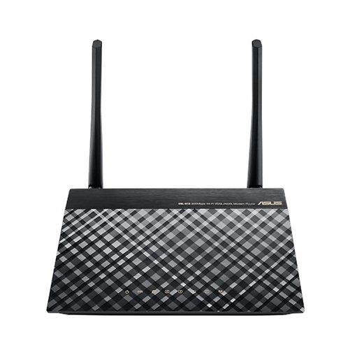 ASUS ROUTER WIRELESS VDSL 2/ ADSL MODEM N300 (DSL-N16)