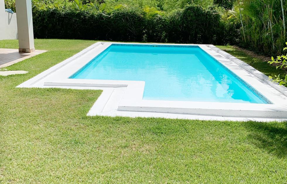 pool villa olivo punta cana village roge