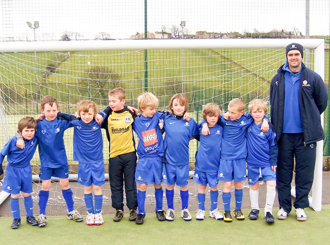 FDS Boys play for Leeds United