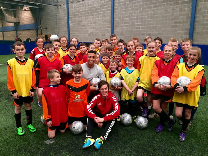 FDS join MOTD Kickabout with John Farnworth