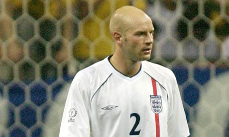 A few words from Danny Mills
