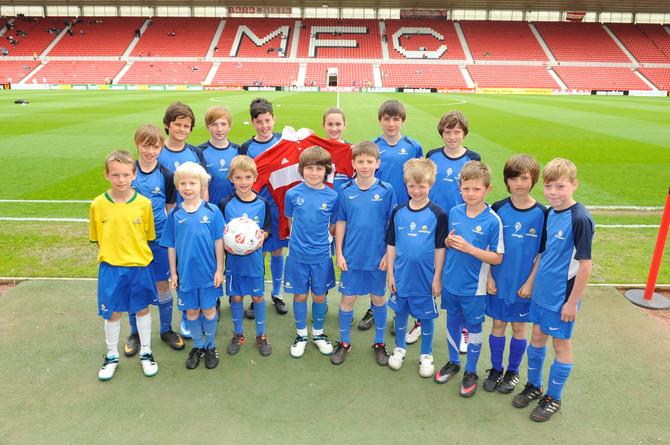 FDS Scholarship at a Premier League Club
