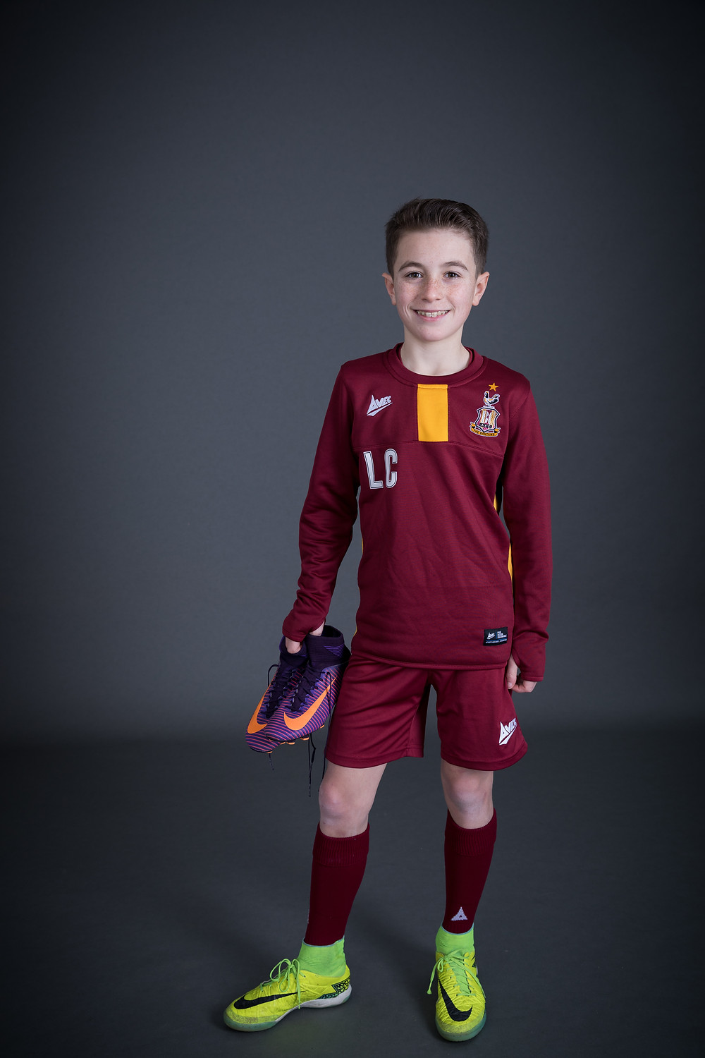 FDS player joins Bradford City Academy