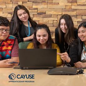 Apply for the 2021 Cayuse Apprenticeship Program