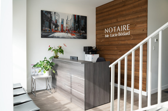 Lucie Bédard Notaire