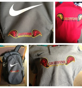 Athletic Gear for University
