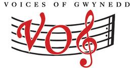 Voices of Gwynedd Logo
