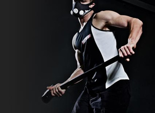 How High Are You? Do Training Masks Really Simulate Elevation