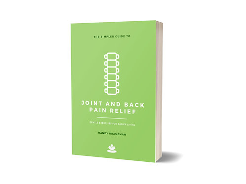 Ebook: The Simpler Guide to Joint and Back Pain Relief