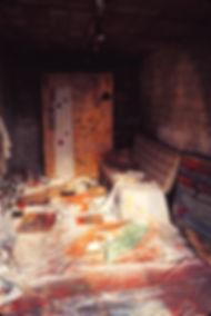 1974 3 La peinture de borde Fond droite.