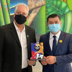Suzano é premiada no programa 'Juntos Pela Cultura' do governo do Estado