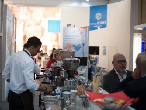 Kaffeebar Messe