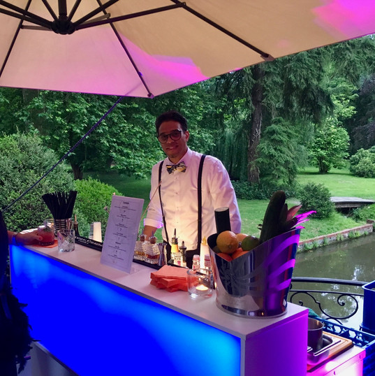 Cocktail Catering Schloss