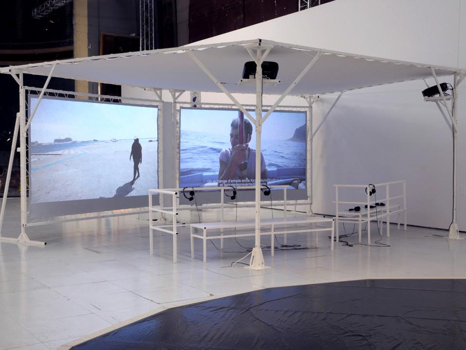SEA-ME-WE @ Palais des Beaux-Arts