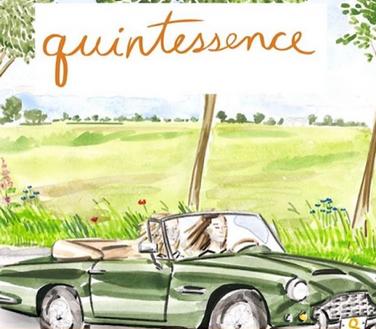 QUINTESSENCE Lifestyle blog